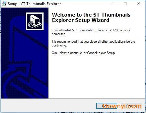 st thumbnails explorer软件