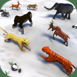动物王国战斗模拟器无限金币钻石版