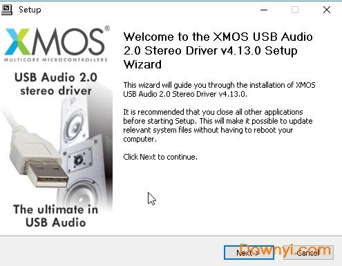 Xmos Usb Audio驱动