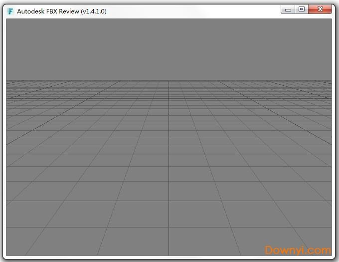 FBX格式文件打开工具 v1.4.1.0 绿色免费版 0
