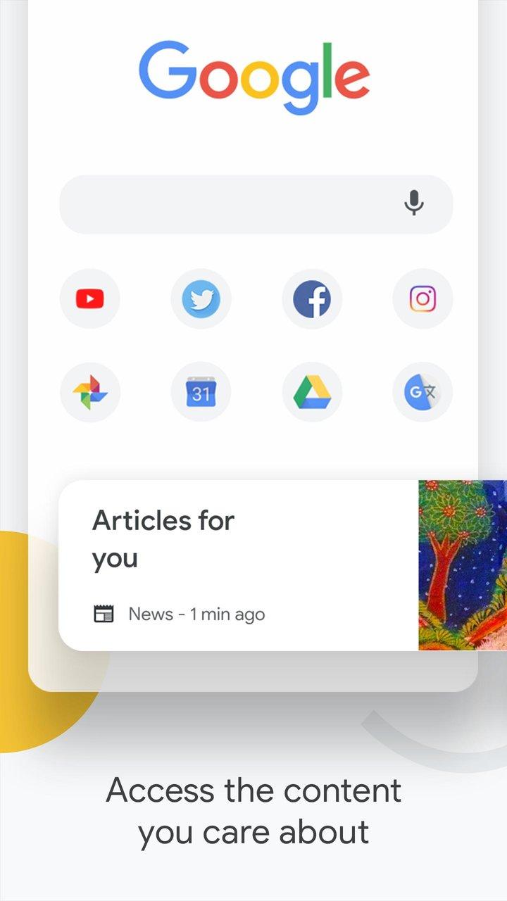 谷歌Chrome ios版 v86.0.4240.93 iPhone最新版 1