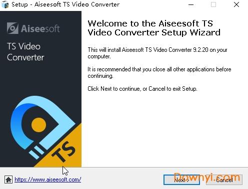 Aiseesoft TS Video Converter(ts��l格式�D�Q器) v9.2.20 安�b版 0
