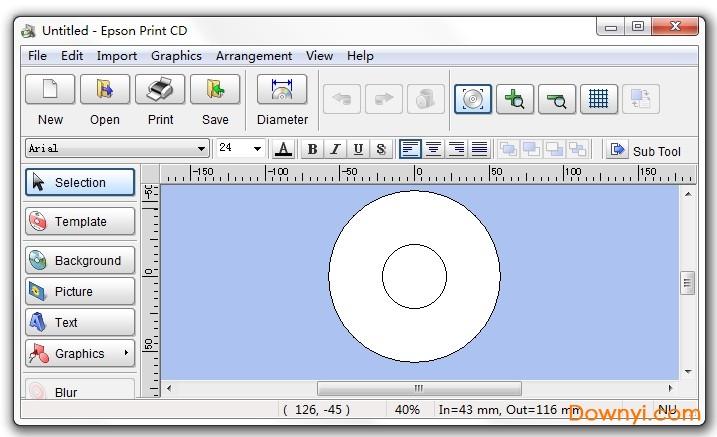 epson print cd官方版