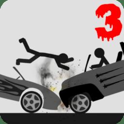 火柴人毁灭3无限金币版(Stickman Destruction 3)