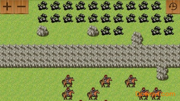 戰略時代最新破解版(Age of Strategy) v0.9992 安卓無限鉆石版 1