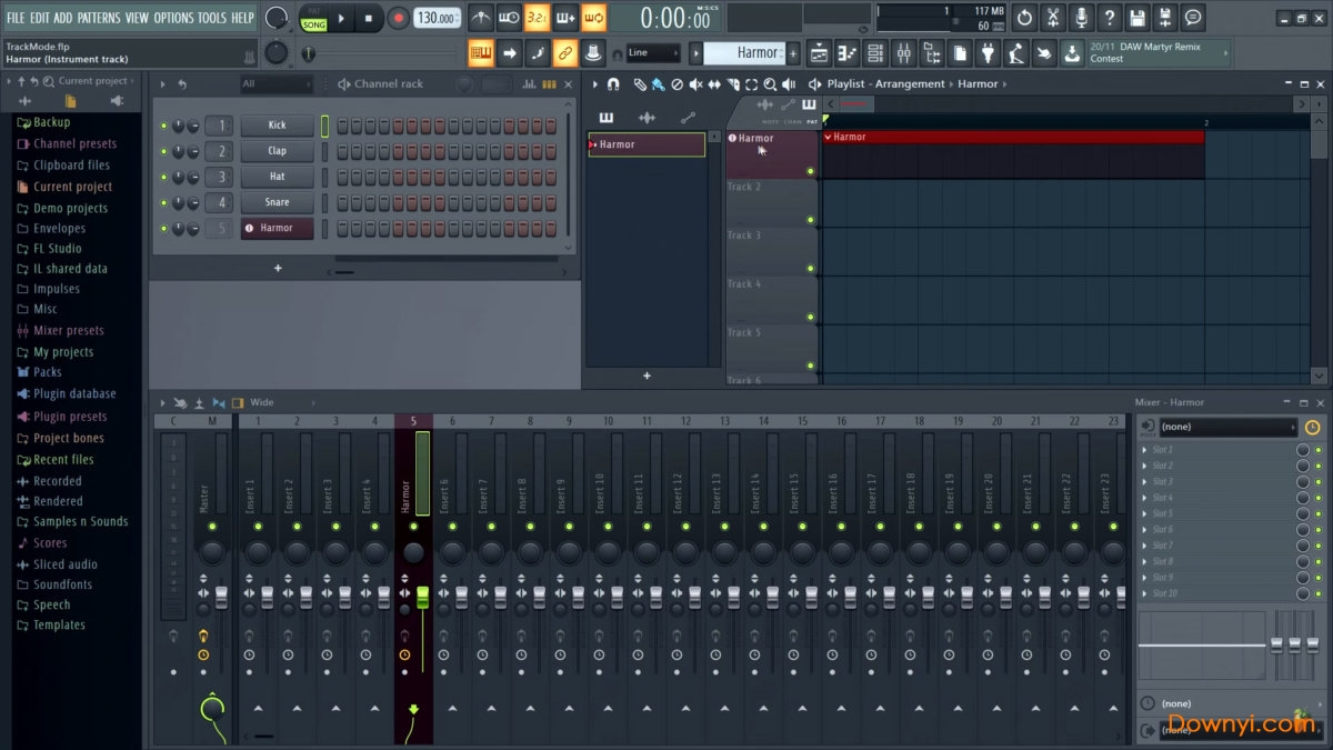 fl studio20汉化破解版 v20.1 完整版 0