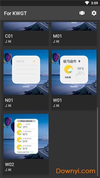 kwgt pro中文版 v3.52 安卓版 0
