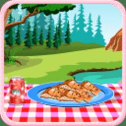 烤鱼烹饪游戏官方版