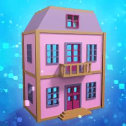玩具世界娃娃屋设计游戏