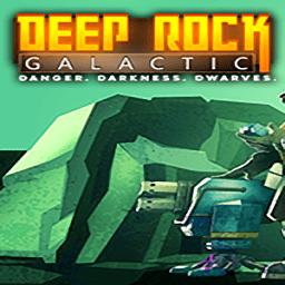深岩银河下潜中文版(deep rock galactic)