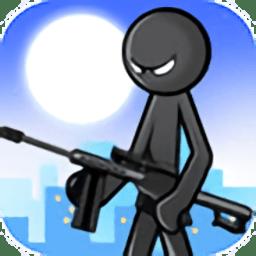 火柴人枪战射击游戏