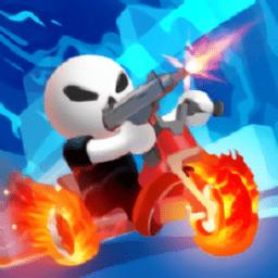 摩托车枪手骑士手机游戏