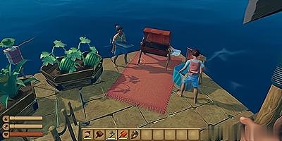 采集建造生存游戏