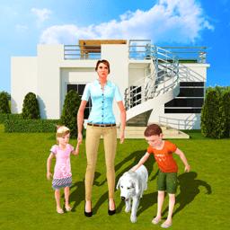 土豪妈妈模拟器游戏
