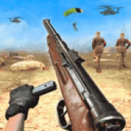 二战生存射击游戏手机游戏
