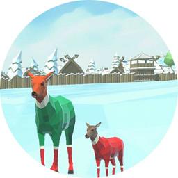 鹿模拟器电脑版游戏