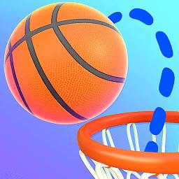 涂鸦篮球手游