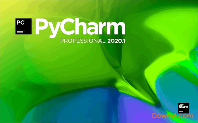 PyCharm2020中文破解版 v2020.1 永久激活版 0