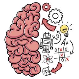 Brain Test谜题急转弯游戏