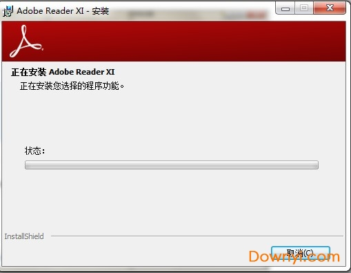 Adobe Acrobat Reader XI(pdf��x器) v11.0.0.379 官方��w中文版 0