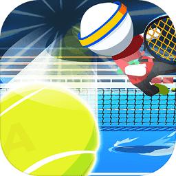 超能網球游戲