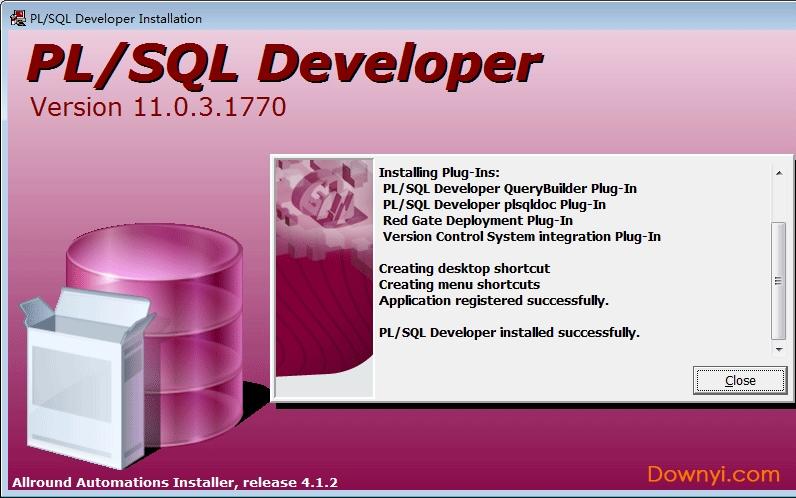 plsql developer11中文版