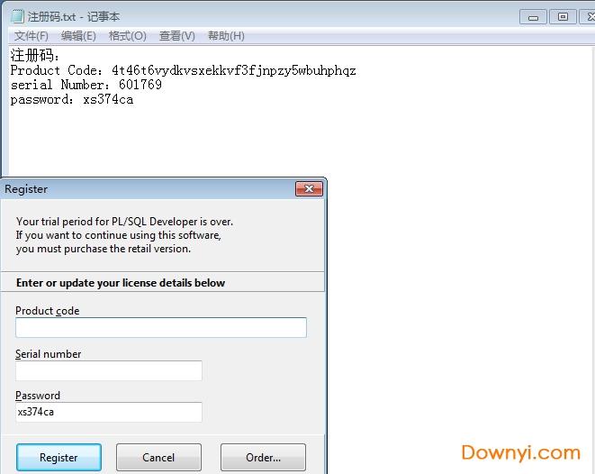 plsqldeveloper11汉化版 v11.0.6 免费版 1