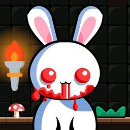 很奇怪的兔子2游戏