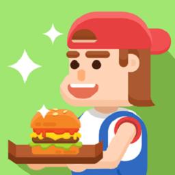 放置汉堡工厂小游戏