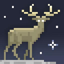 鹿神无限生命汉化版(The Deer God)