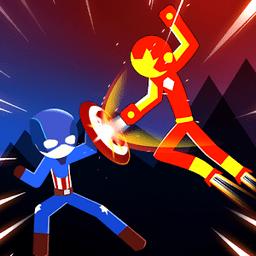 超級火柴人英雄格斗手游