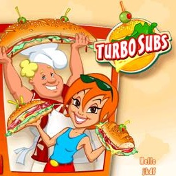 瘋狂快餐電腦版(Turbo Subs)
