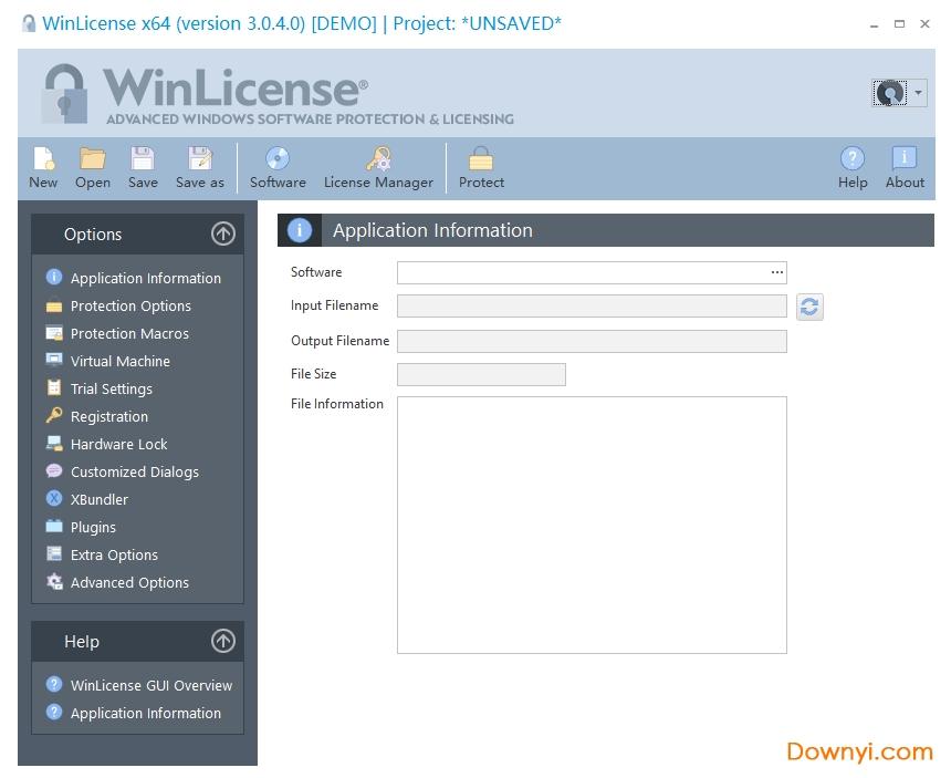 WinLicense x64破解版 v3.0.4.0 �G色版 0