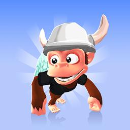 猴子快跑香蕉岛破解版