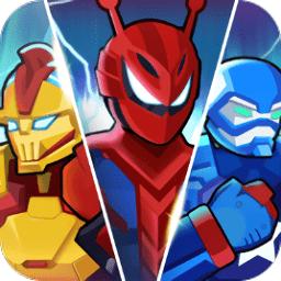 超级机器人英雄游戏