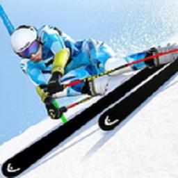 世界杯滑雪比赛手游