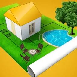 房屋设计3D中文版(hd3d outdoor)