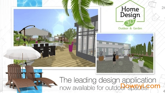 房屋设计3D中文版(hd3d outdoor) v4.4.4 安卓版 0