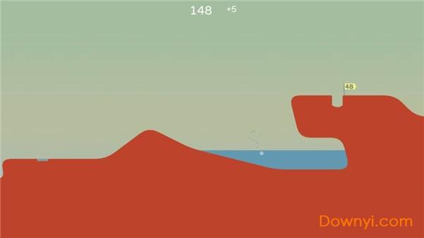 火星上的高尔夫球游戏 v1.01 安卓版 0