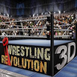 摔跤革命3D汉化版