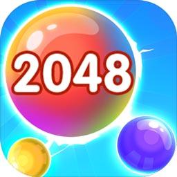 居游2048游戏(ball two)