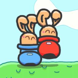羞羞兔游戏(Shy Bunnies)