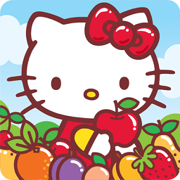 Hello Kitty果園游戲