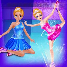 滑冰女孩冰上健将最新版