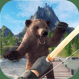 丛林灰熊猎人中文版