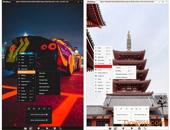 PicView图片浏览器 v1.0.0 电脑版 0