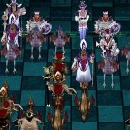 战斗象棋游戏