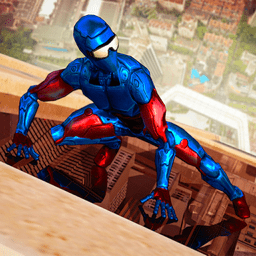 Flying spider stickman hero官方版