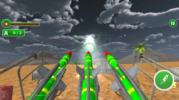 东风导弹模拟器中文版 v1.0 安卓版 0
