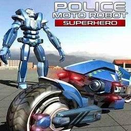 摩托机器人英雄手游
